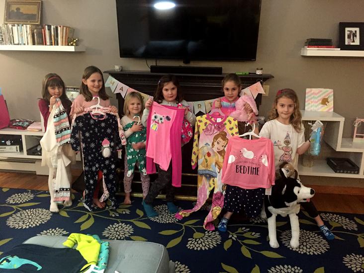 Inspire Pajama Drive